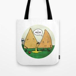 Nacho Friend Tote Bag