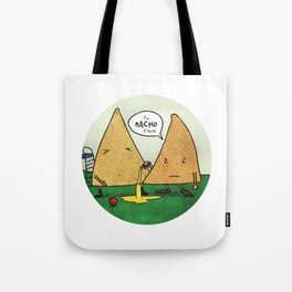 Nacho Friend Tote Bag