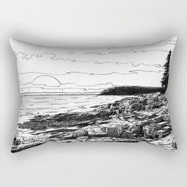 Crepuscule - Twilight Rectangular Pillow