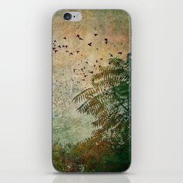 The Birds iPhone Skin