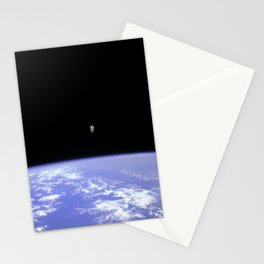 """Space Walk"" Stationery Cards"