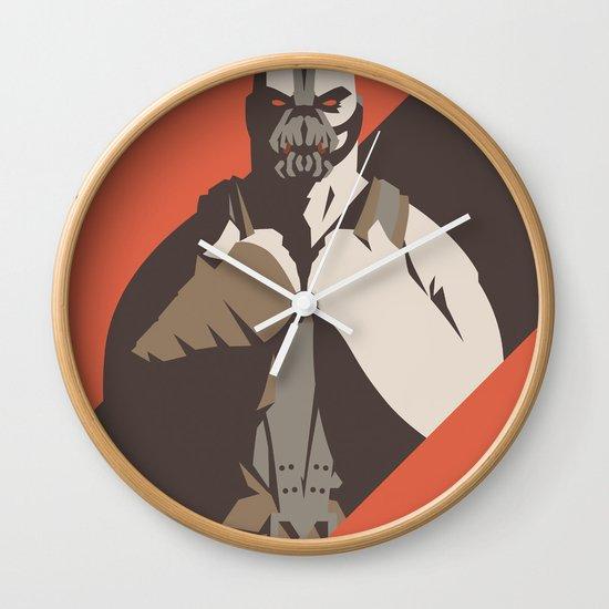 Bane Wall Clock