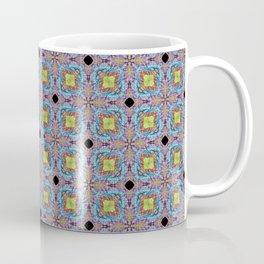 Blooming Blue Coffee Mug