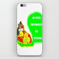 simpsons iPhone & iPod Skins featuring Simpsons Moments by LylaLovitt