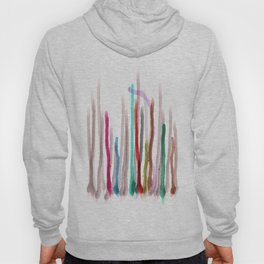 Rainbow Seeds Sprouts Circle of Life Flowers Hoody
