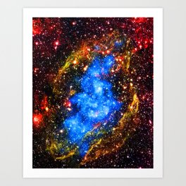 Chandra #1 Art Print