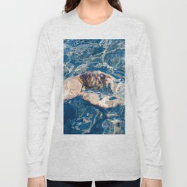 Underwater diffraction Long Sleeve T-shirt