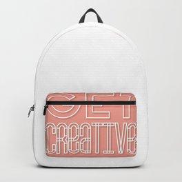 Get Creative Backpack