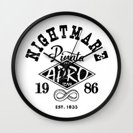 APRO-Night mare Wall Clock