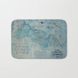 Campobello Island 1830 Bath Mat