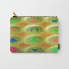 Hazy Puzzle Carry-All Pouch