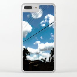Filter Clear iPhone Case