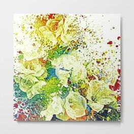 flower's party Metal Print