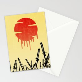 Katana Junkyard Stationery Cards