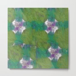 Abstract Tie Dye #3 Metal Print