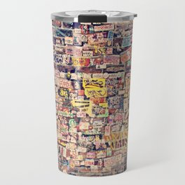 THEWALL Travel Mug
