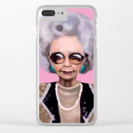 Yetta Rulez! Clear iPhone Case