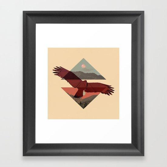 HAWKING Framed Art Print