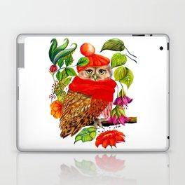 Charming Owl Laptop & iPad Skin