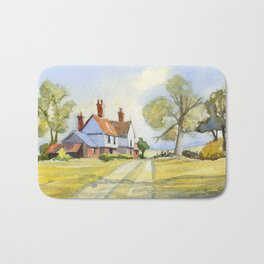 Country Cottage in Kentucky Bath Mat