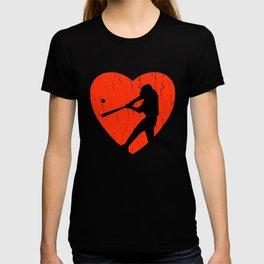 BASEBALL RETRO DESIGN T-shirt