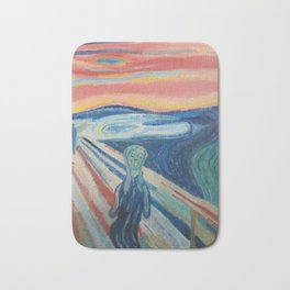 The cry repained Bath Mat