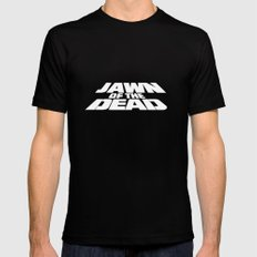 Jawn of the Dead Mens Fitted Tee Black MEDIUM