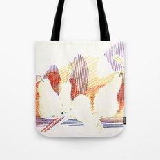 CRAYON LOVE - Shadows  Tote Bag