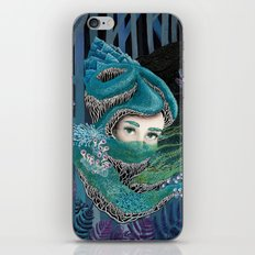 Forest Sirit iPhone & iPod Skin