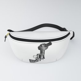 Twisted gun Fanny Pack