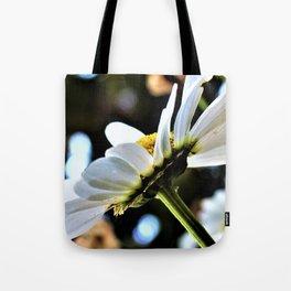 Flower No 4 Tote Bag