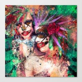 Sirens  Canvas Print