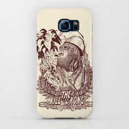KILL THE KONG iPhone Case