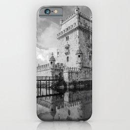 Belem Tower Lisbon 4 iPhone Case