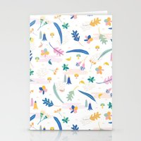 australia Stationery Cards featuring Australia by Brigitte Huynh