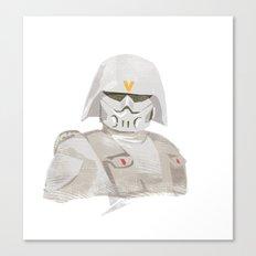 Ralph McQuarrie concept Snowtrooper  Canvas Print