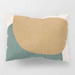 Abstract Minimal Shapes III Pillow Sham