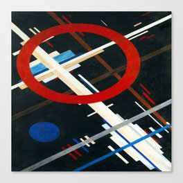 Ilya Chashnik Suprematist Composition Canvas Print