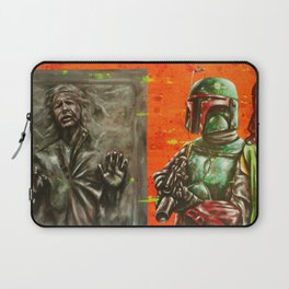 """"""" He's no good to me dead."""" Laptop Sleeve"""