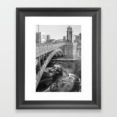 Longfellow Iced In Framed Art Print