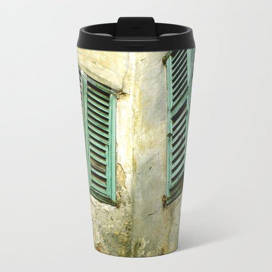 windows vista Metal Travel Mug