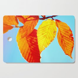 Leave Us Together Cutting Board