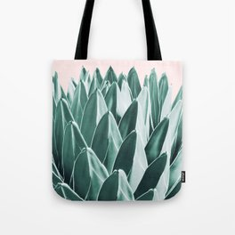 Agave Chic #10 #succulent #decor #art #society6 Tote Bag