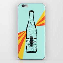 Topo Chico Retro Pop Art iPhone Skin
