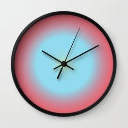 Gradient Cirkel V1 Wall Clock
