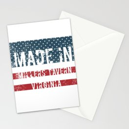 Made in Millers Tavern, Virginia Stationery Cards