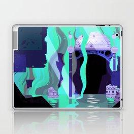 Moon Temple Laptop & iPad Skin