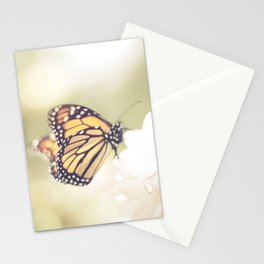 Love of a butterfly Stationery Cards