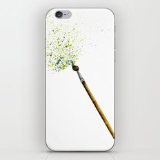 Feathers & Flecks iPhone & iPod Skin