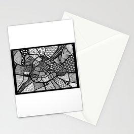 Manchester Map City Centre UK Stationery Cards